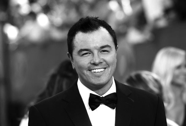eth MacFarlane was a controversial host for the Oscars. Photo courtesy of the Washington Post.