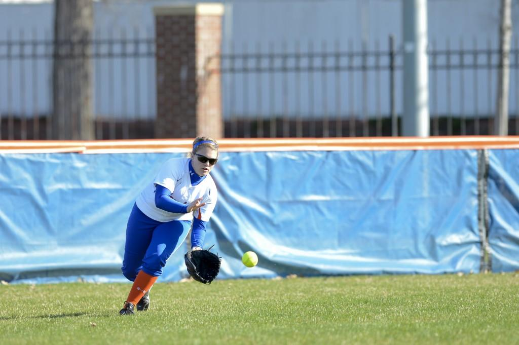 Led by sophomore class, Softball looks to build upon last season