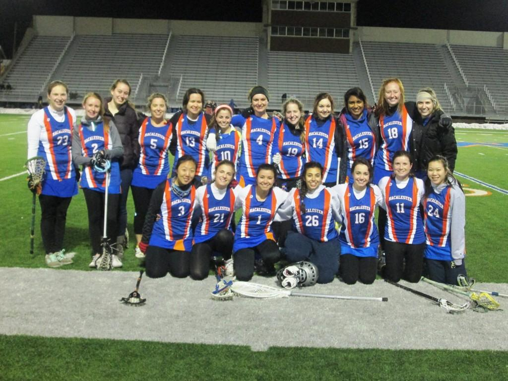 Women's Lax aims to reduce 'chicken nugget' total, become brand name