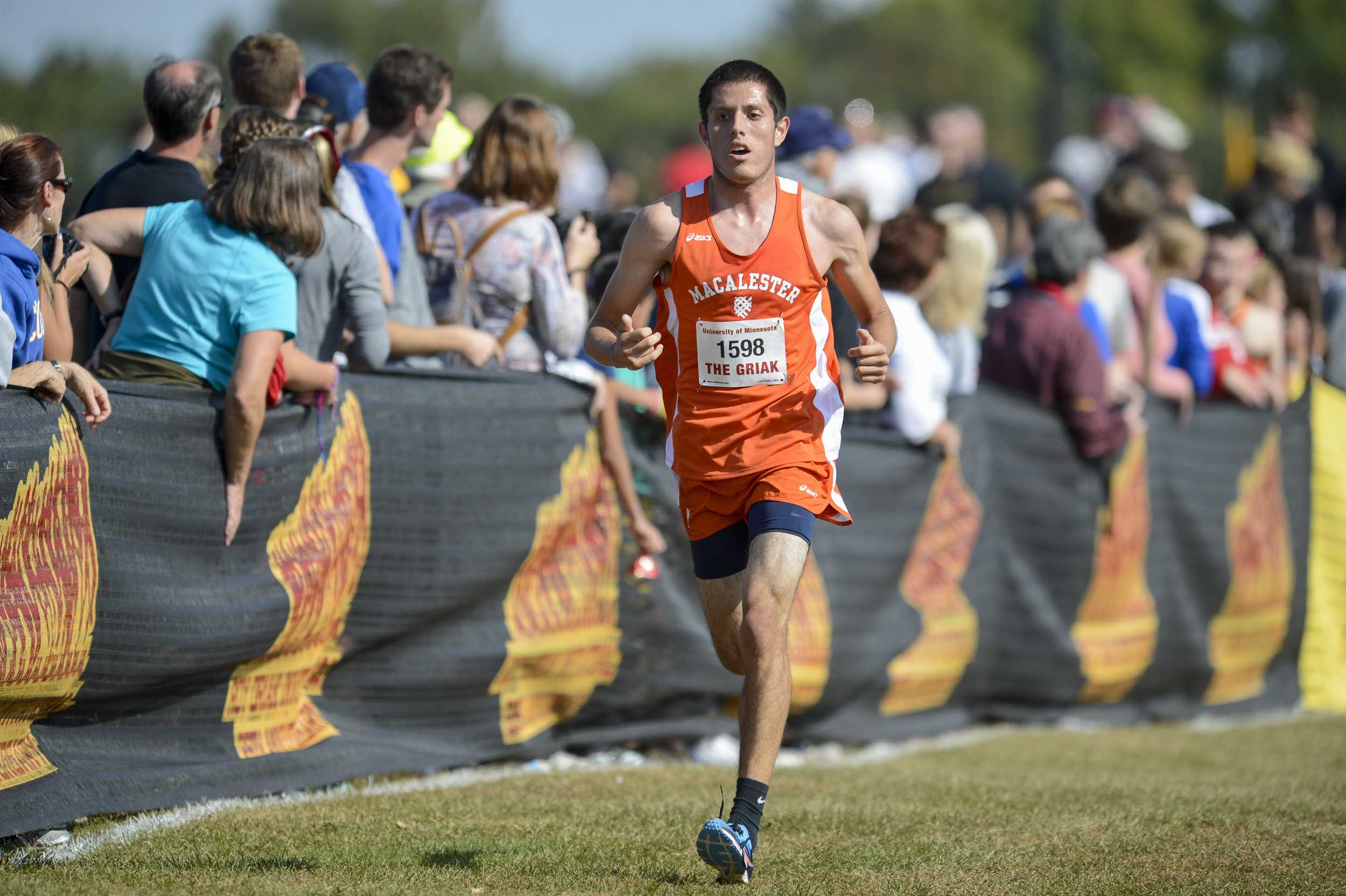 Auburn Jimenez: 'The King of Campus' reigns over three sports