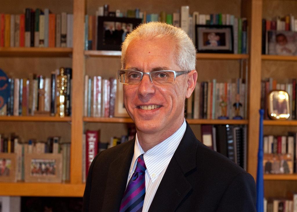 President Brian Rosenberg announces sabbatical