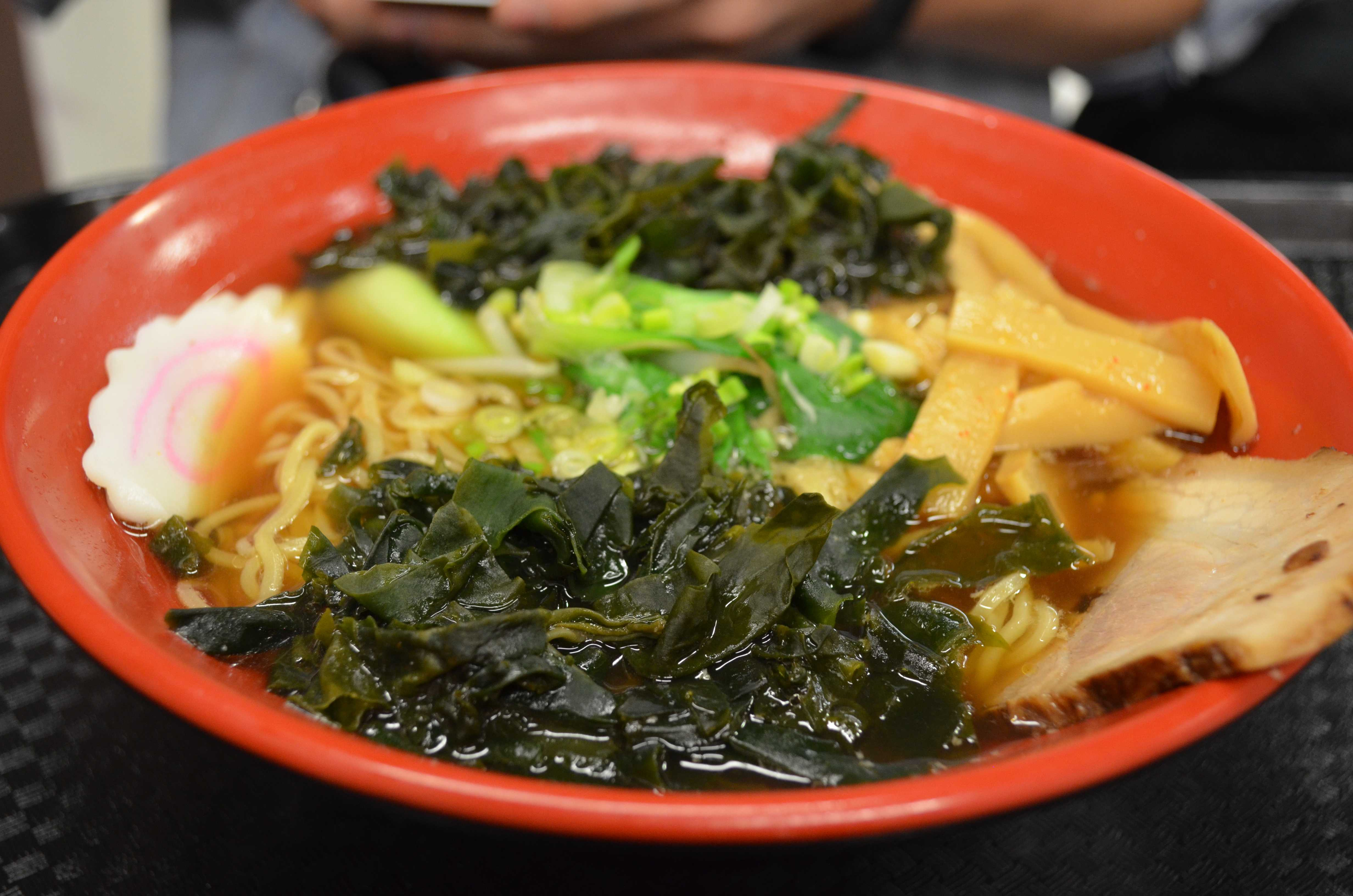 A trip to United Noodles: The IMAX