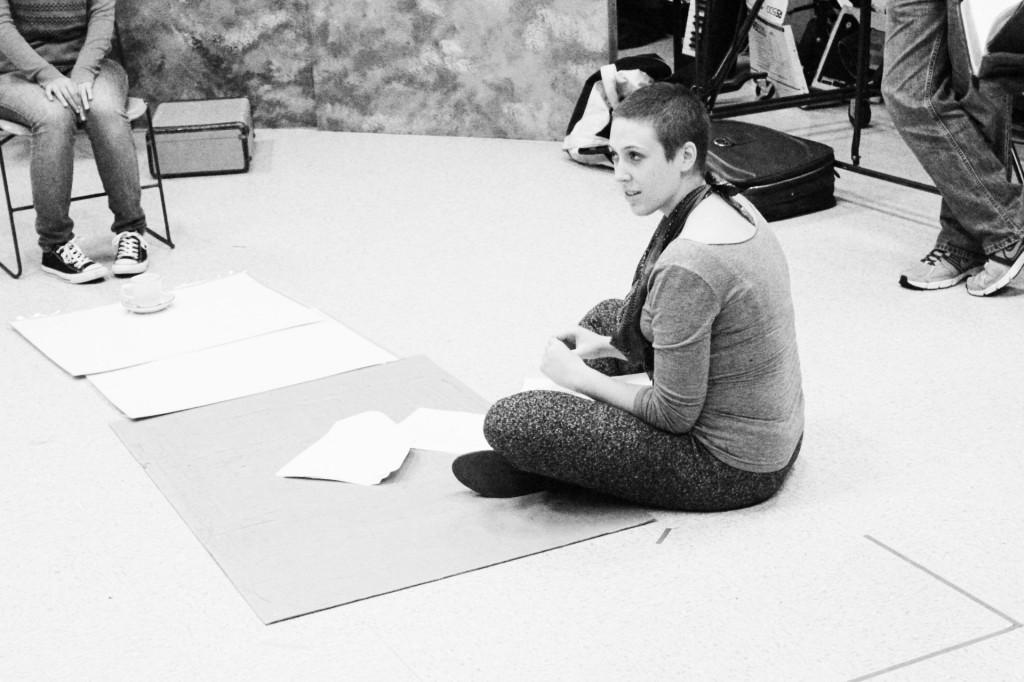 Alana Horton: Theater Major