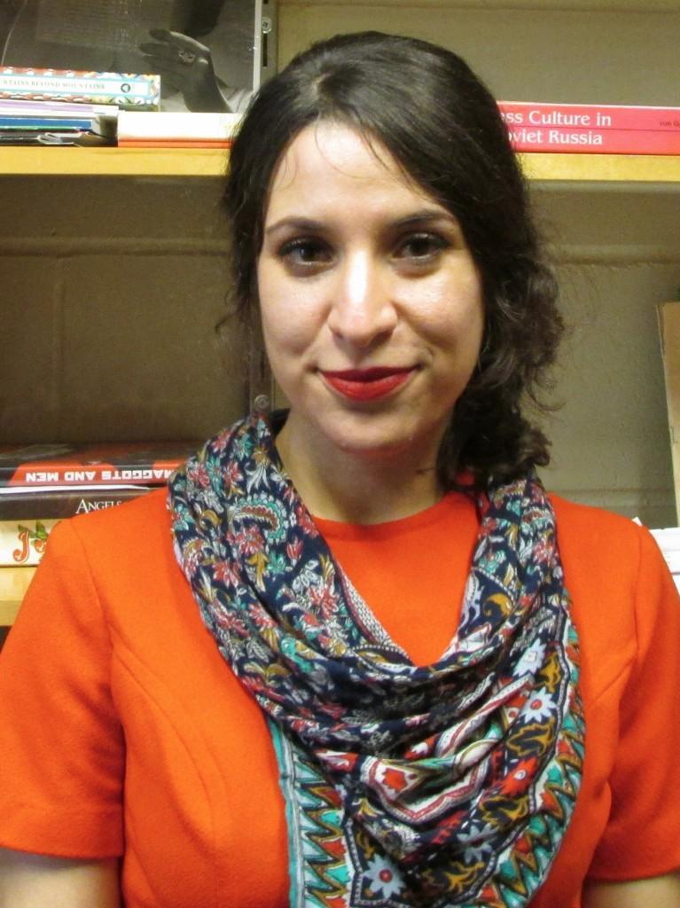 ProfTalk:  Anastasia Kayiatos on Russian, but no 'Tolstoyevsky'