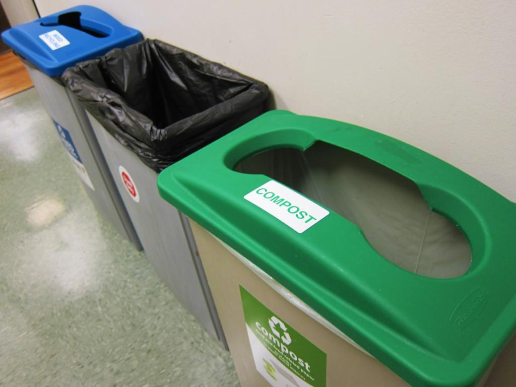 Expansion to composting program to continue after early success