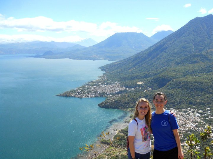 SENIOR SPOTLIGHT Traveling Troupe: Guatemala J-Term Vets