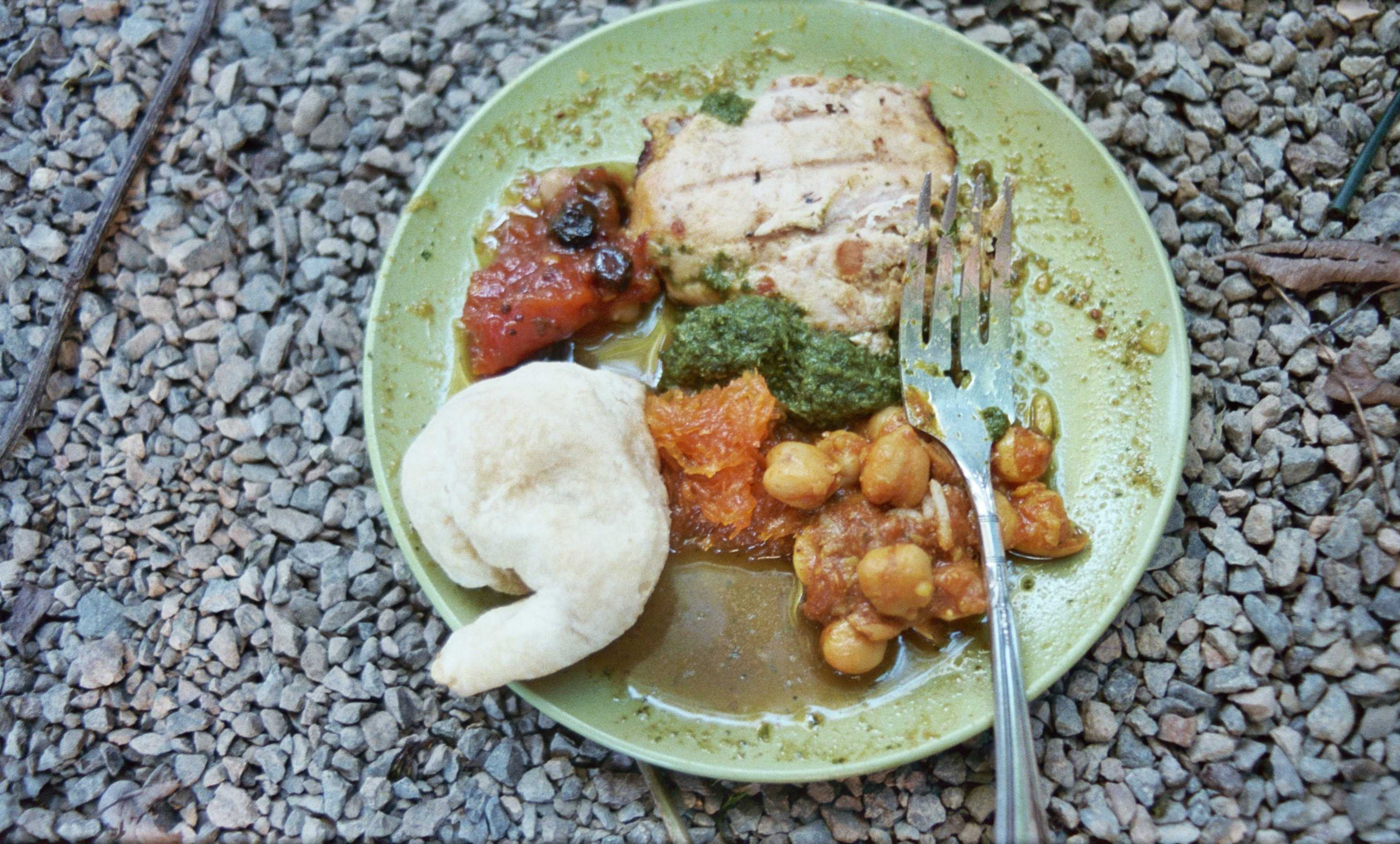 Flipping the script: Student challenges you with food