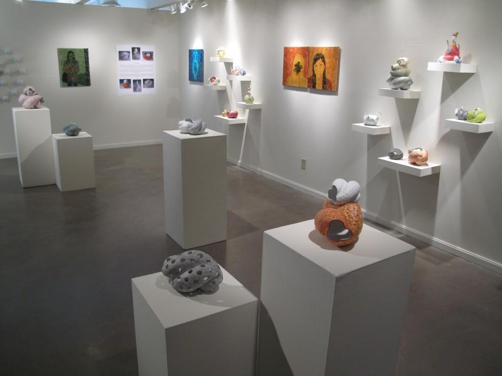 FACULTY EXHIBIT//GARY ERICKSON'S CERAMICS AT CONCORDIA