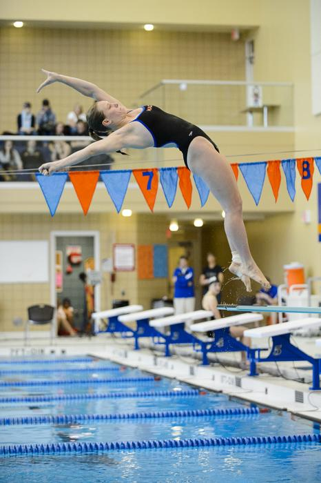 Two meets into the season, Scots look poised to move up in MIAC