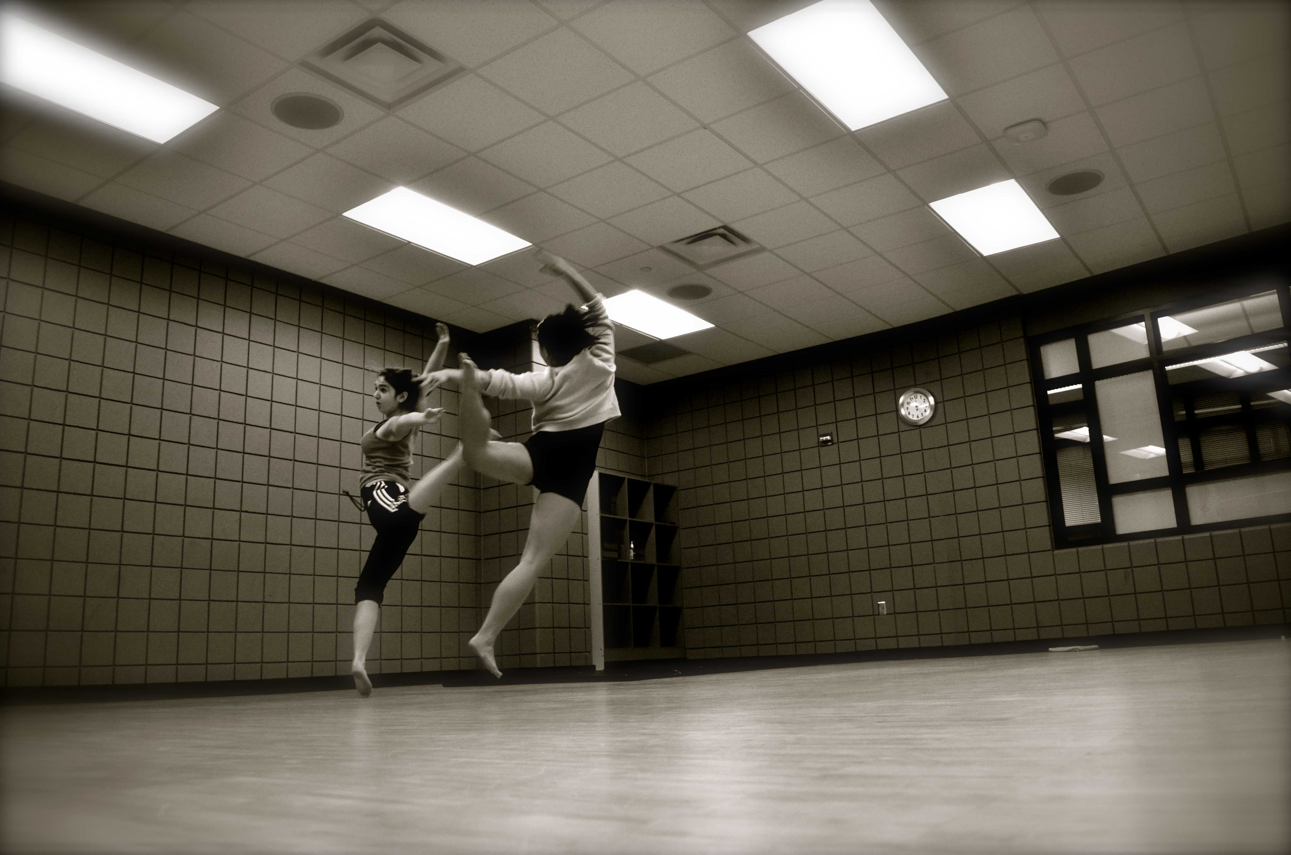 Preview//Fall Dance Concert