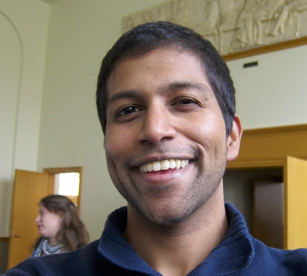 Sureshian Roulette: Staff Spotlight on Suresh Mudragada of Campus Programs