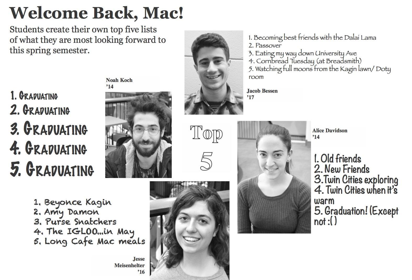 Welcome Back, Mac!