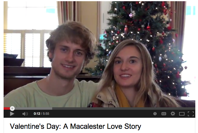 Valentine's Day: A Macalester Love Story