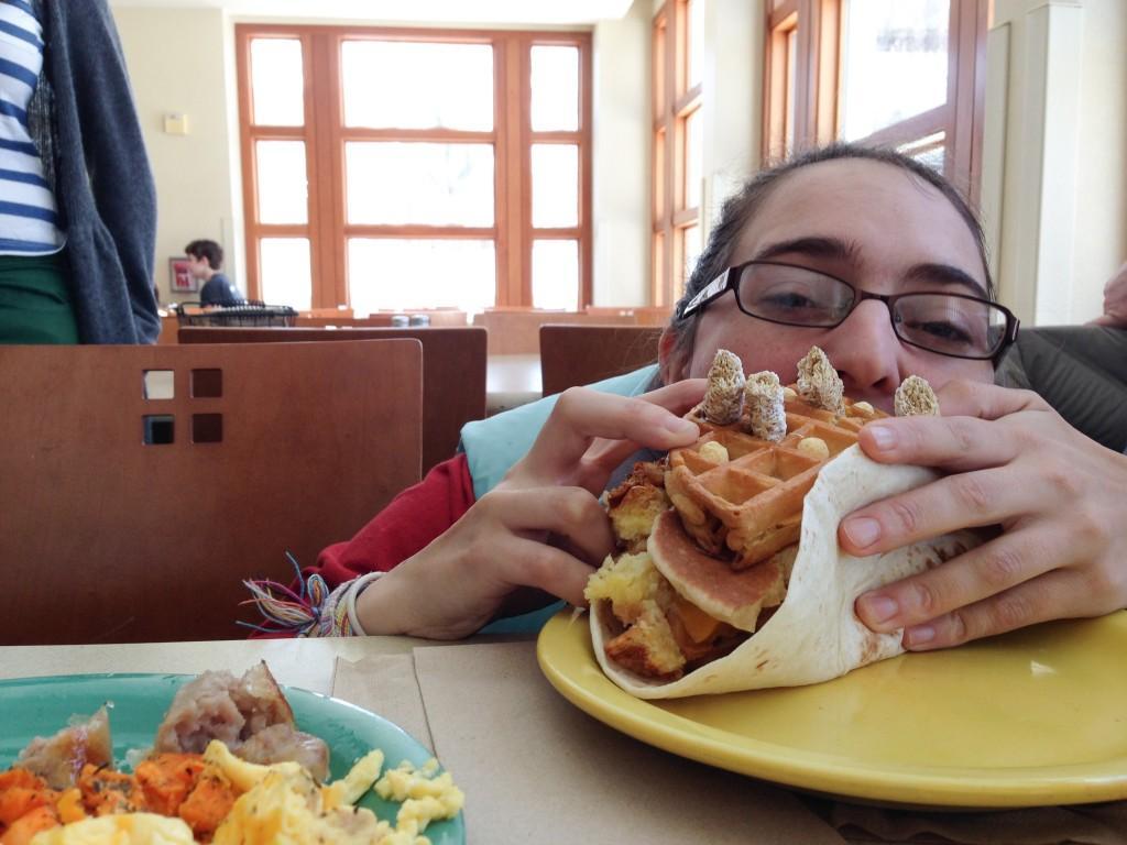 Macalester Cafe Mac Menu
