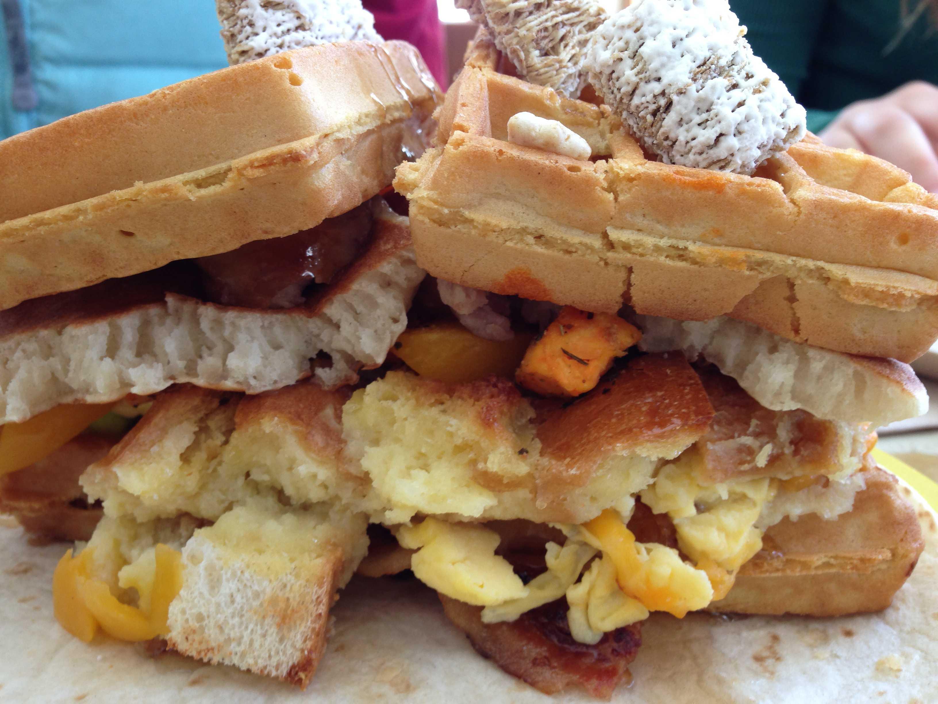 'Wichcraft: a satirical sandwich review