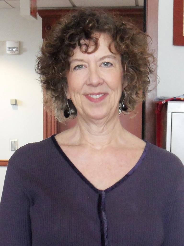 Prof Talk: Nanette Goldman, Classics