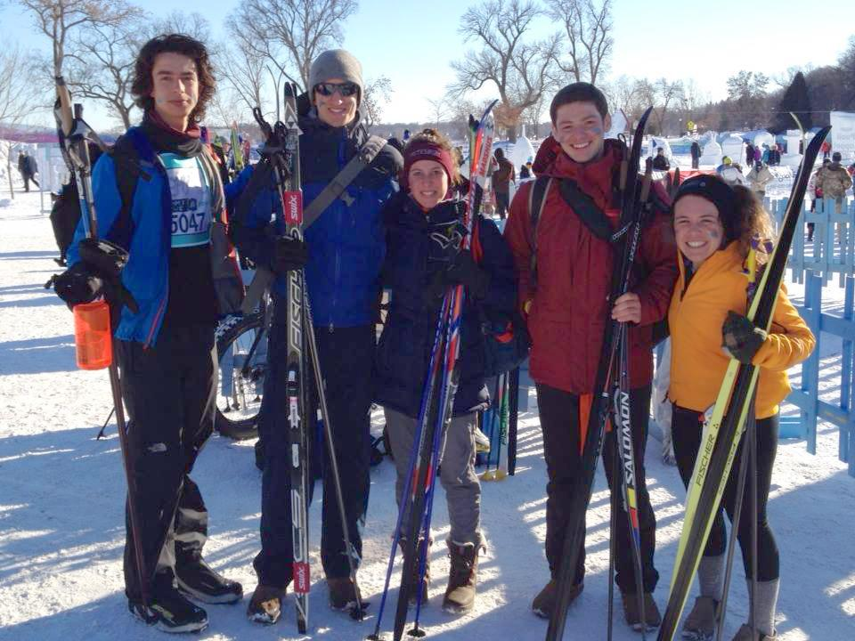 Nordic Skiing, Local Interest: Inside Nordic at Macalester