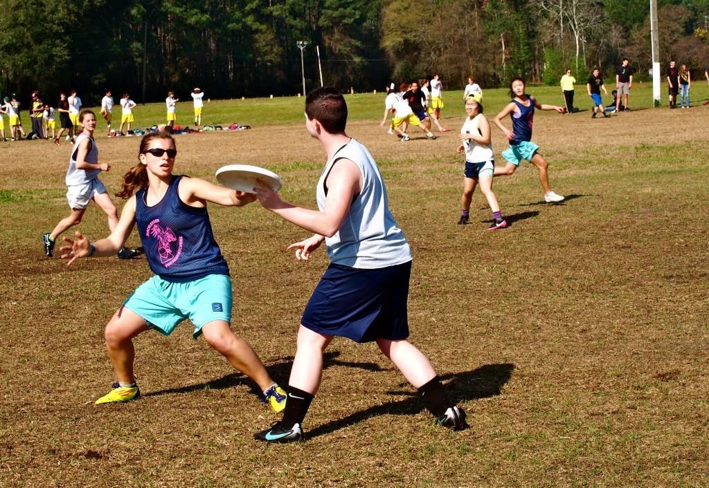 Snatchers' Frisbee and Fun in Georgia