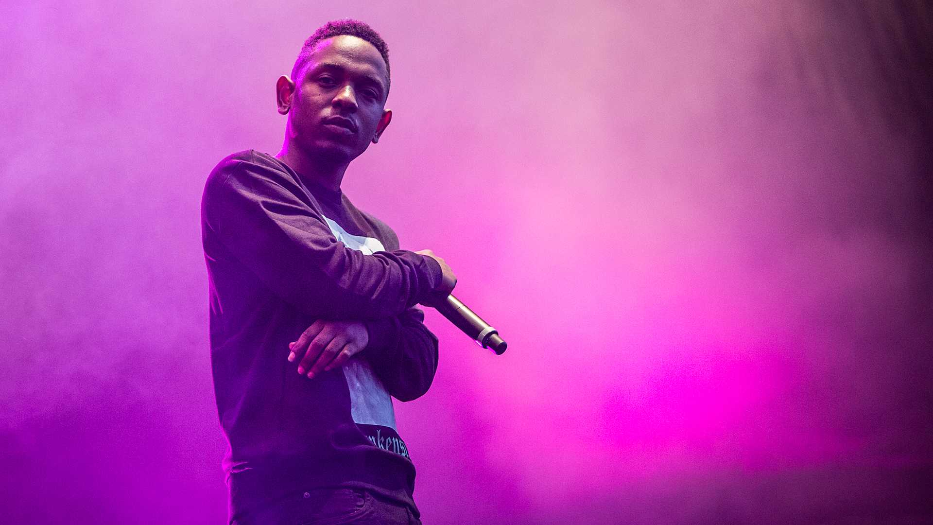 Arguably one of the best rappers of the 21st century, Kendrick Lamar. Photo courtesy of Kim Erlandsen, NRK P3
