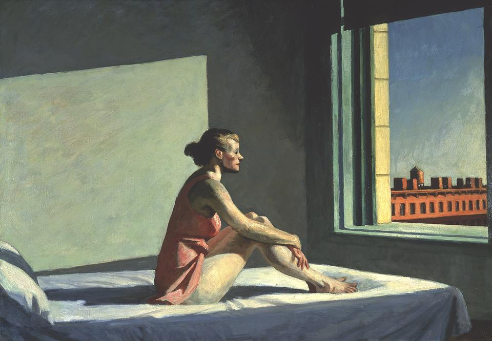 Edward Hopper at the Walker: Art Exhibit