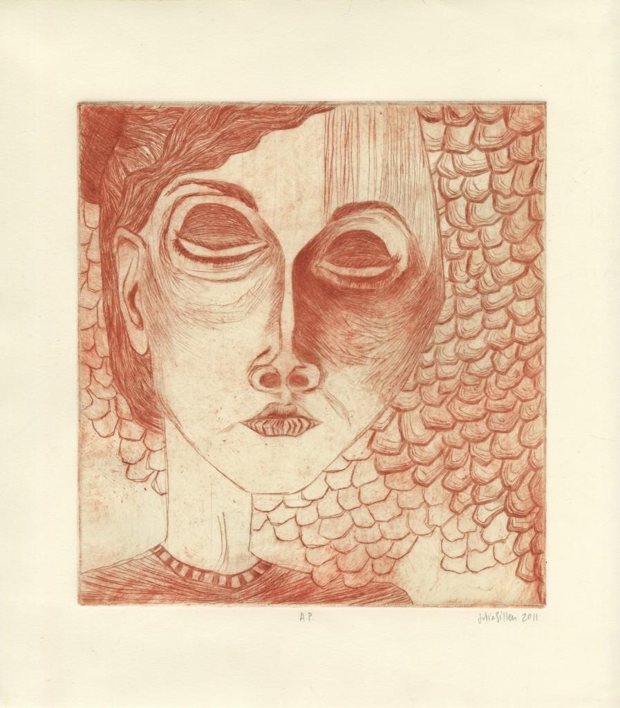 Julia Sillen// Studio Art Major