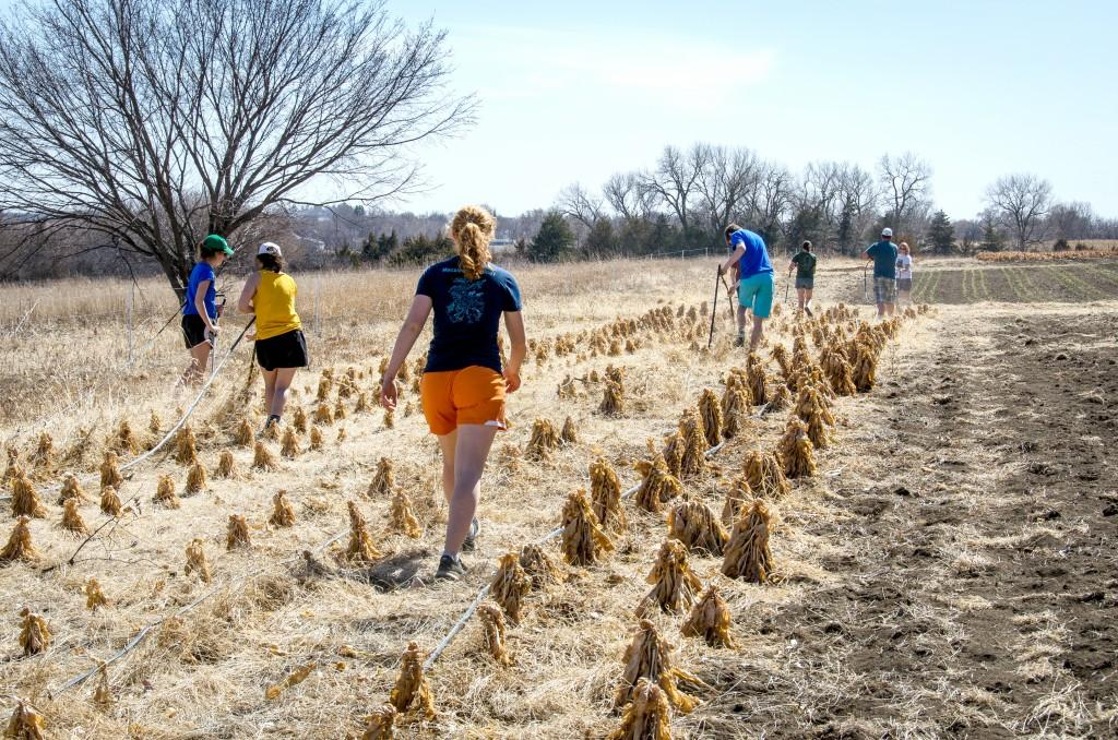 GeoClub's Farming and Fossil Beds in Nebraska