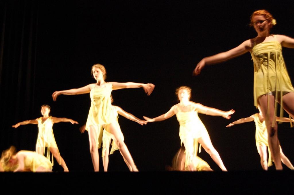 Dance Concert: Preview