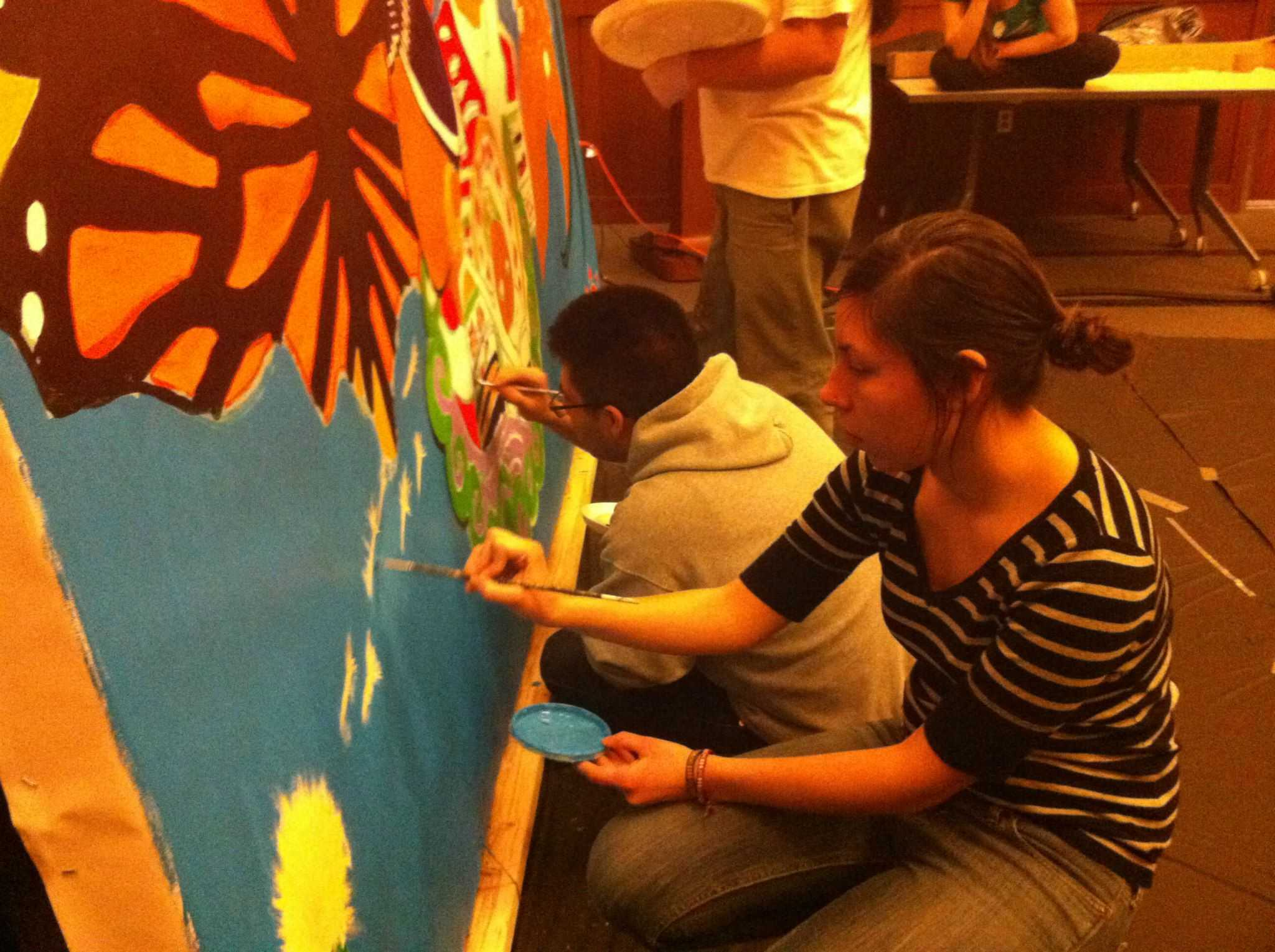 Adelante! explores immigration through the arts during Latin@ Week