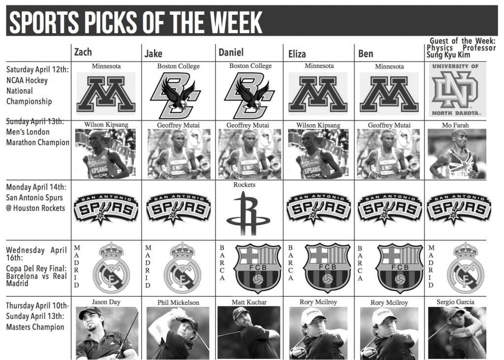 Sports+Picks+of+the+Week%3A+4%2F11%2F14