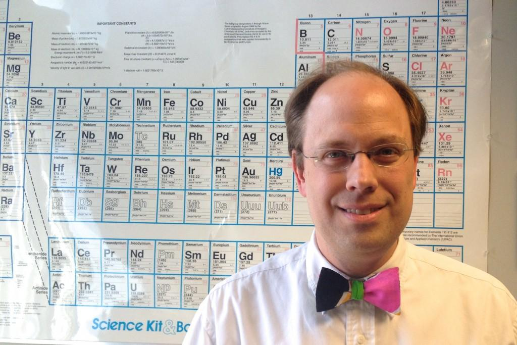 Paul Fischer: A Man of Many Bow ties