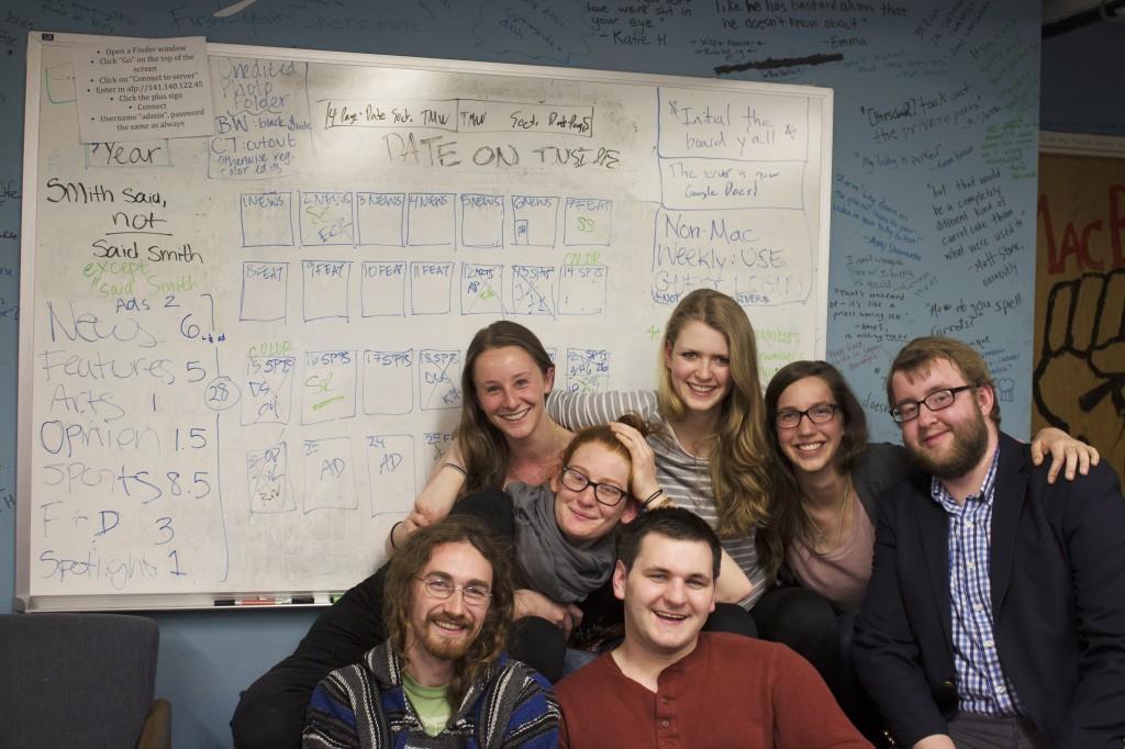 Senior Spotlight: The Mac Weekly Senior Staff