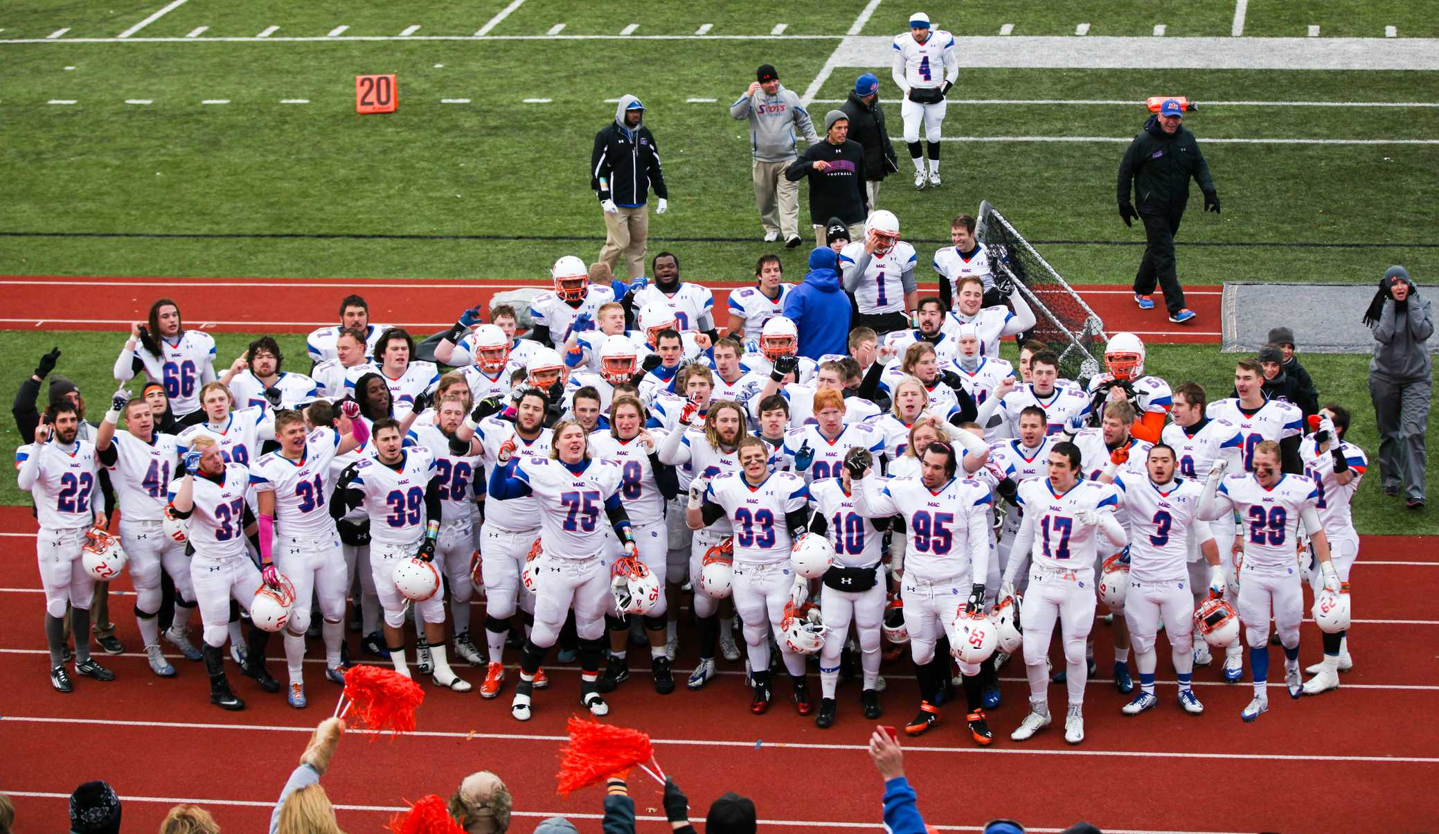 Macalester Football wins conference for first time in 67 years