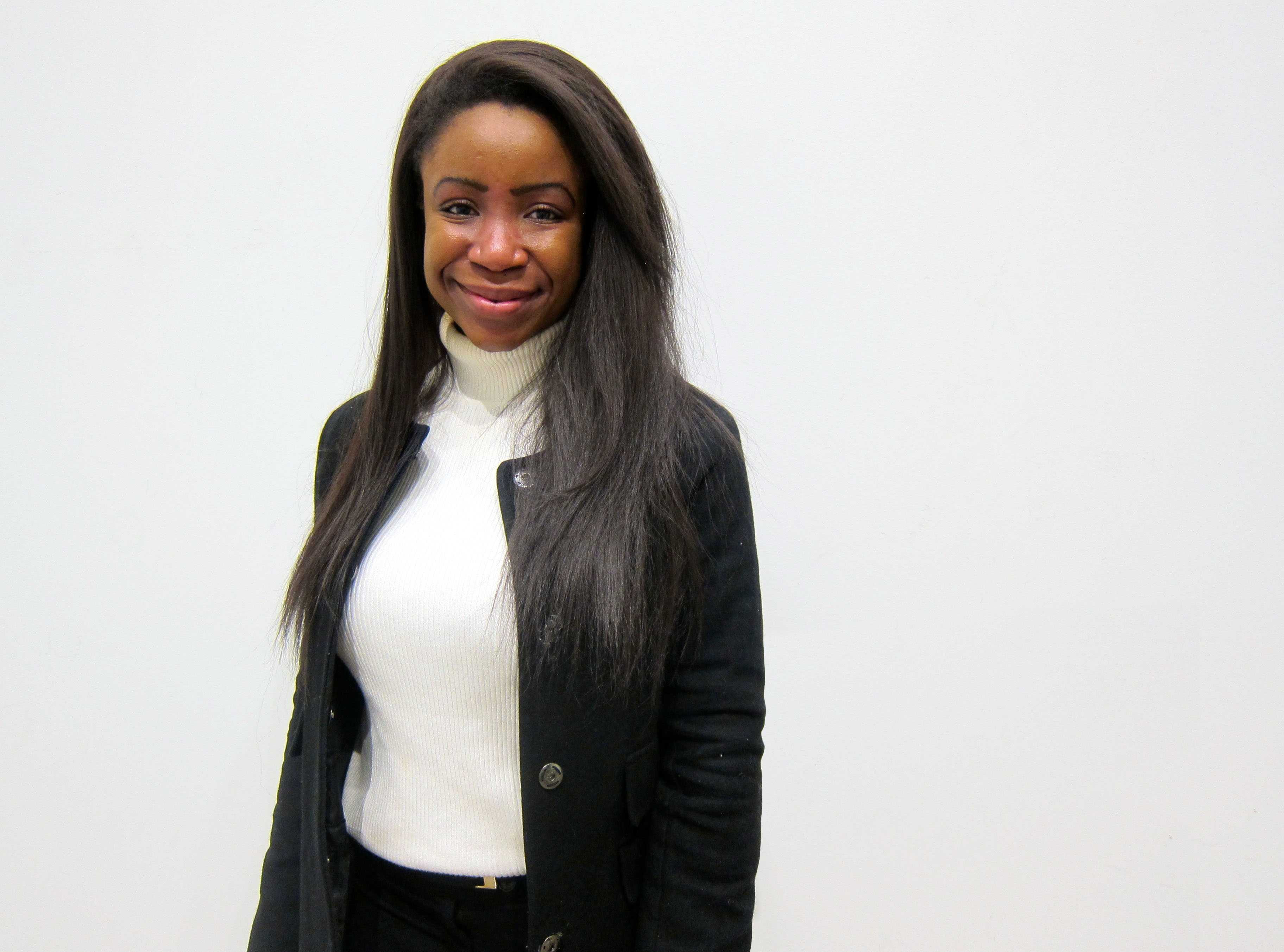 Style File: Christine Ohenewah talks turtlenecks, watches, motherly fashion advice