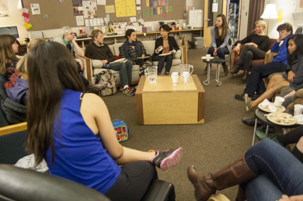 Everyday Feminism founder Sandra Kim speaks