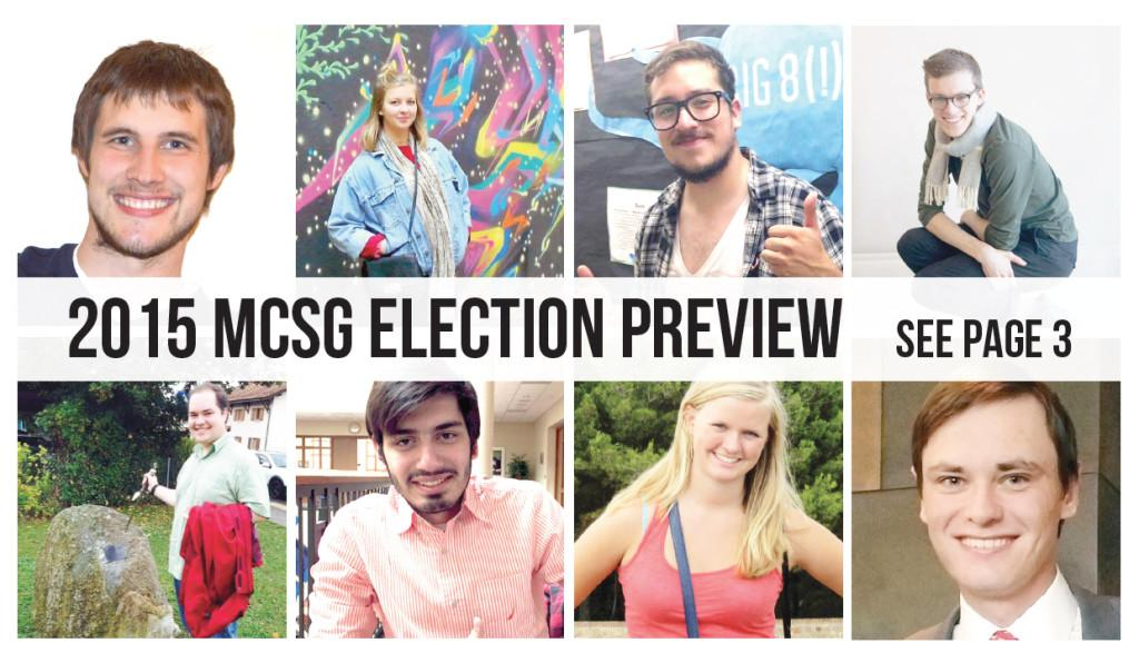 Election Guide 2015: Candidates for SOC Chair