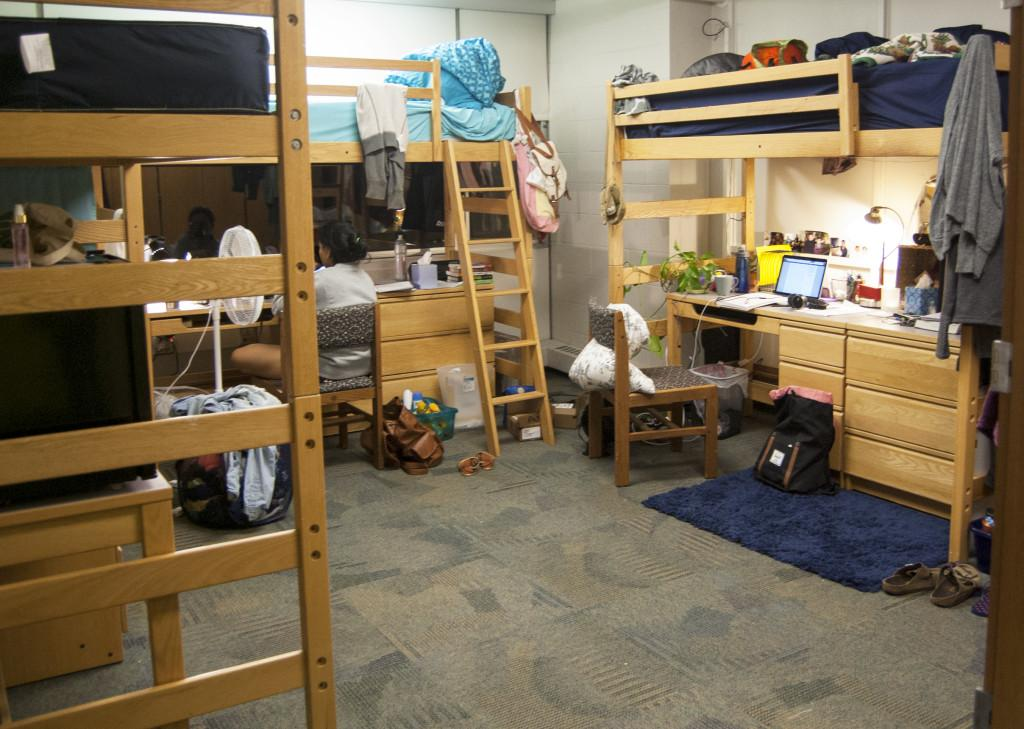 Res Life, Admissions make accommodations for new students