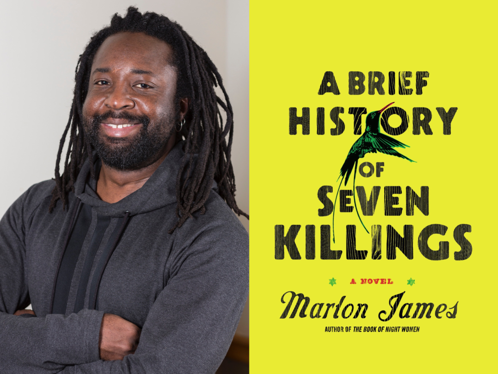 English professor Marlon James wins Man Booker Prize