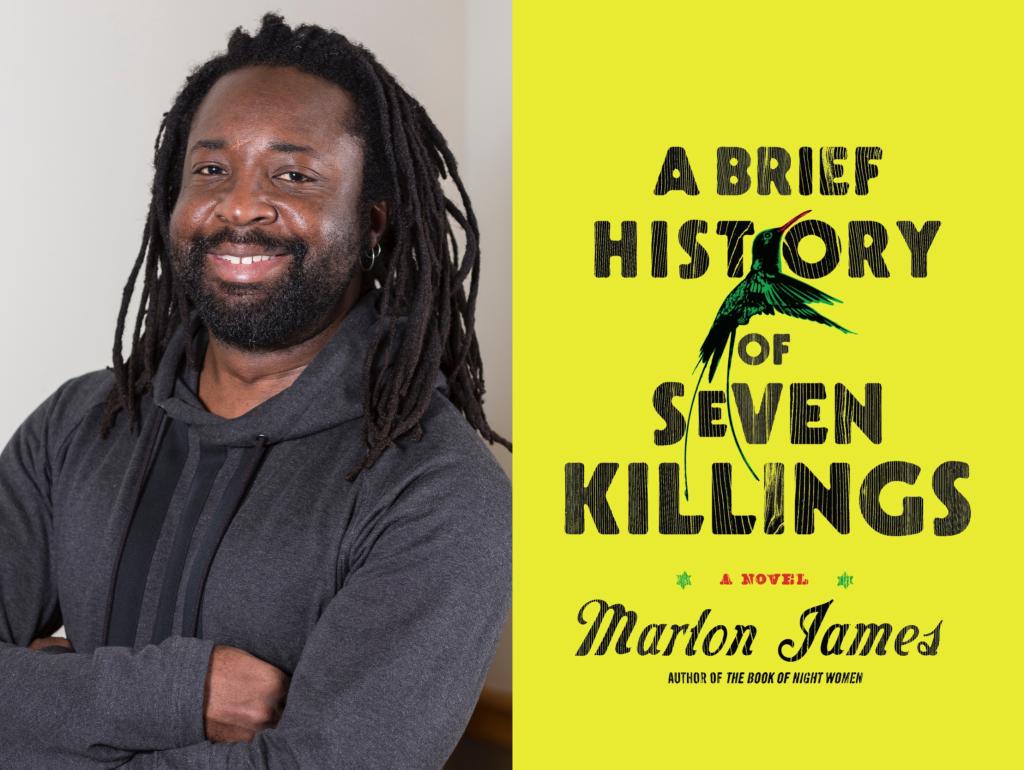 English professor Marlon James wins Man Booker Prize
