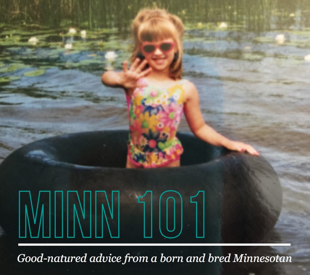 MINN 101: Lake appreciation and theory (or, why you should go to a lake right now)