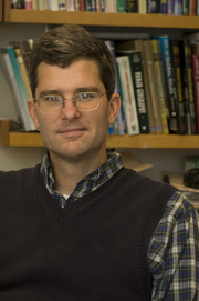 Geography professor Bill Moseley awarded NSF research grant