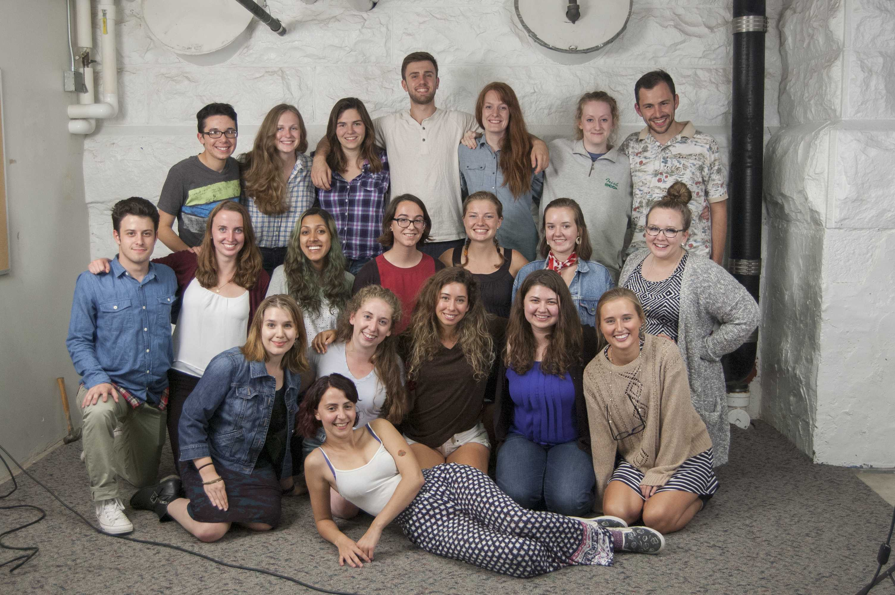 Meet the Staff: Fall 2015