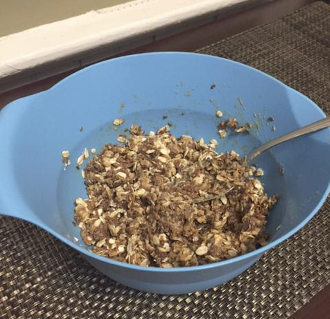 Gastronomi Klonowski: Granola – made in 15 minutes, energy that lasts for hours