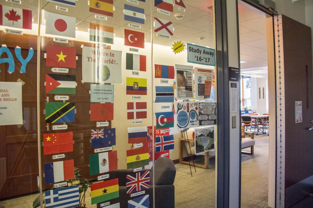 What was left behind: Study abroad from the perspective of those still here