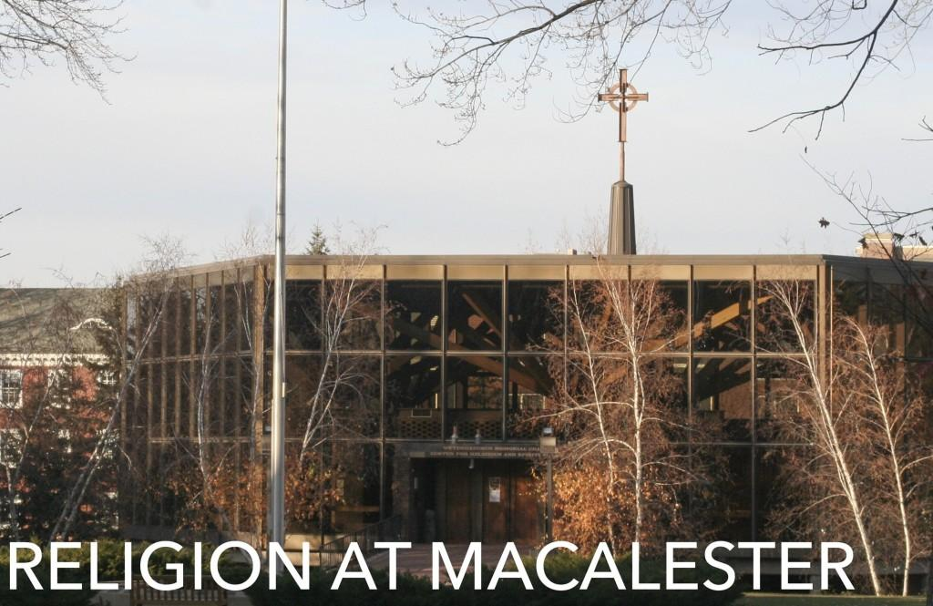 Religion at Mac –Unitarian Universalism: the shared search for something meaningful