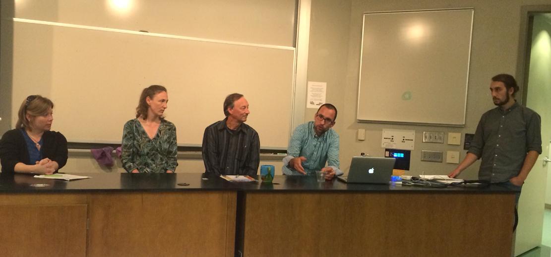 Mac alum shows public health documentary at Mac