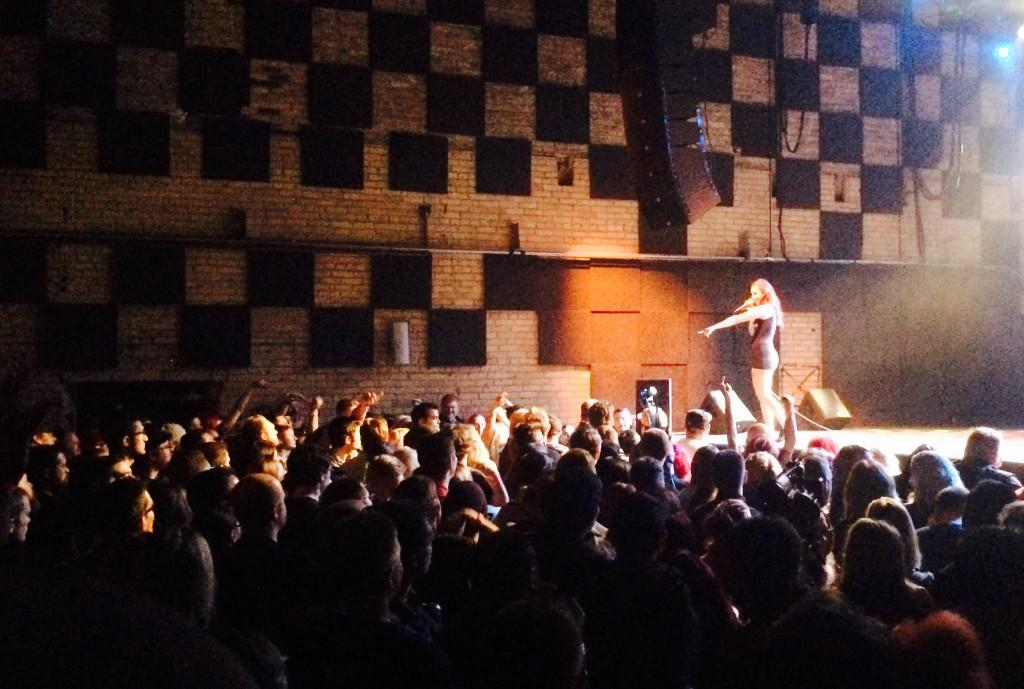 How many different ways can you take your clothes off?: Blackheart Burlesque in Review