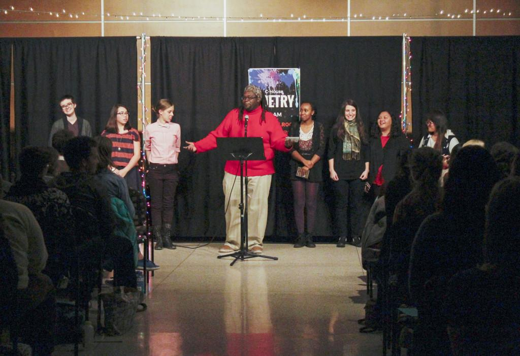 Photo Story: 21st Annual Cultural House Poetry Slam