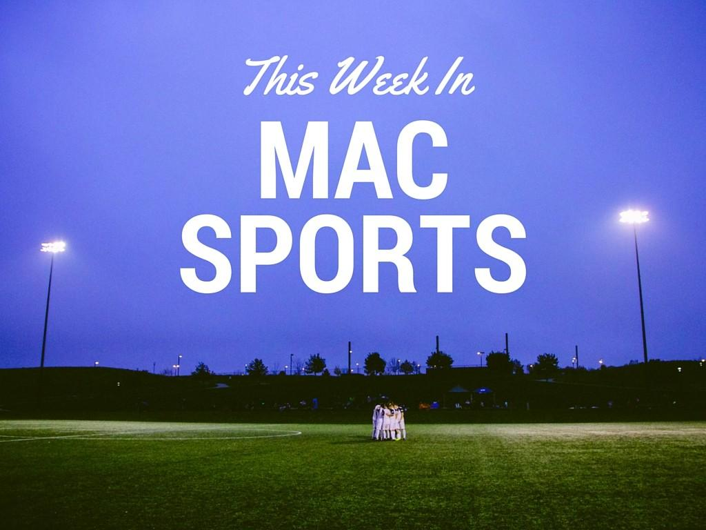 This Week in Mac Sports: 4/22
