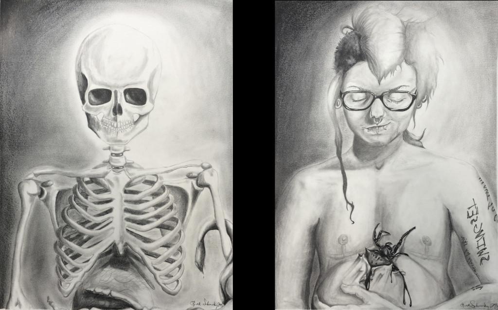 Senior Art Spotlight: Ollie Schminkey