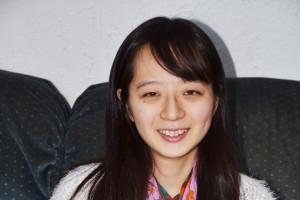 Kyoko Sakai '16, photo by Kayla Walsh '16.